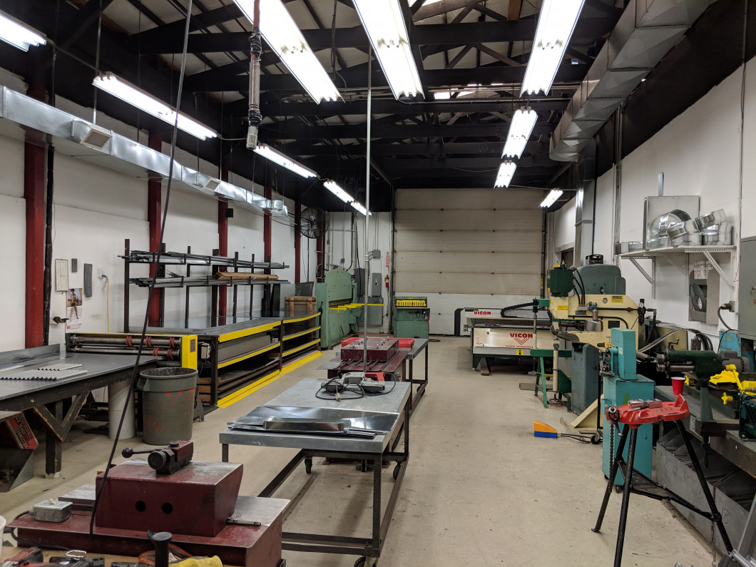 T.J. Eckardt Associates, Inc. Custom Fabrication